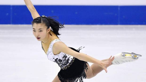 Japan women look for Four Continents sweep