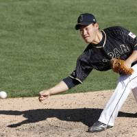 Kazuhisa Makita is moving to the San Diego Padres via the posting system this year. | KYODO