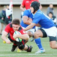Teikyo, Meiji advance to national college rugby championship final