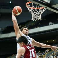 SeaHorses overpower Brave Thunders, await showdown with Jets in Emperor's Cup final