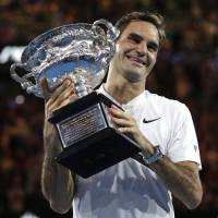Roger Federer claims 20th Grand Slam title after beating Marin Cilic in Australian Open final