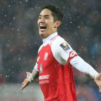 Yoshinori Muto nets brace as Mainz tops Stuttgart
