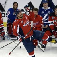 NHL's best gather for annual All-Star skills competition
