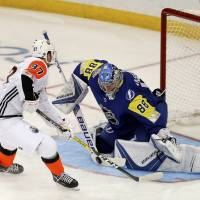 Pacific Division stars skate to victory in All-Star Game