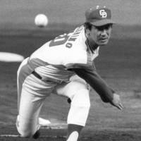 Senichi Hoshino was a star pitcher for the Chunichi Dragons in the 1970s. He later went on to manage the club twice. KYODO