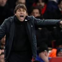 Clock ticking on Conte's time with Chelsea