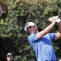 Charles Howell III, seen during the second round of the Sony Open on Saturday in Honolulu, and other golfers were among those jostled by a false alarm saying a ballistic missile was inbound on Saturday morning. | USA TODAY / VIA REUTERS