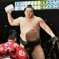Sumo looks for new promise in wake of scandals