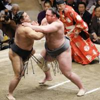 Tochinoshin clinches New Year Basho title for first career tournament triumph