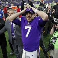 Vikings stun Saints with miraculous last-second touchdown to reach NFC title game