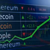 Cryptocurrency values have skyrocketed in the past year. | ISTOCK