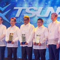 Awards for Continuous service of 25 years
