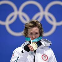 Pyeongchang 2018 Olympics Day 3: U.S. snowboarder Red Gerard earns team first gold medal