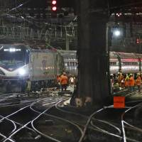 Stung by three deadly crashes in two months, Amtrak would lose half its federal funds under Trump budget