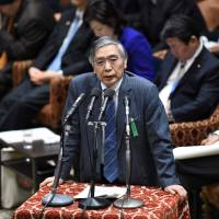 'Bazooka-wielding' Kuroda is nominated for second term as BOJ governor
