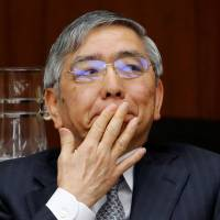With Kuroda staying at the BOJ, Japanese firms rush to issue long debt