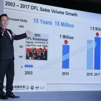 Nissan to pump ¥1.05 trillion into China business, eyeing spot among country's top three carmakers
