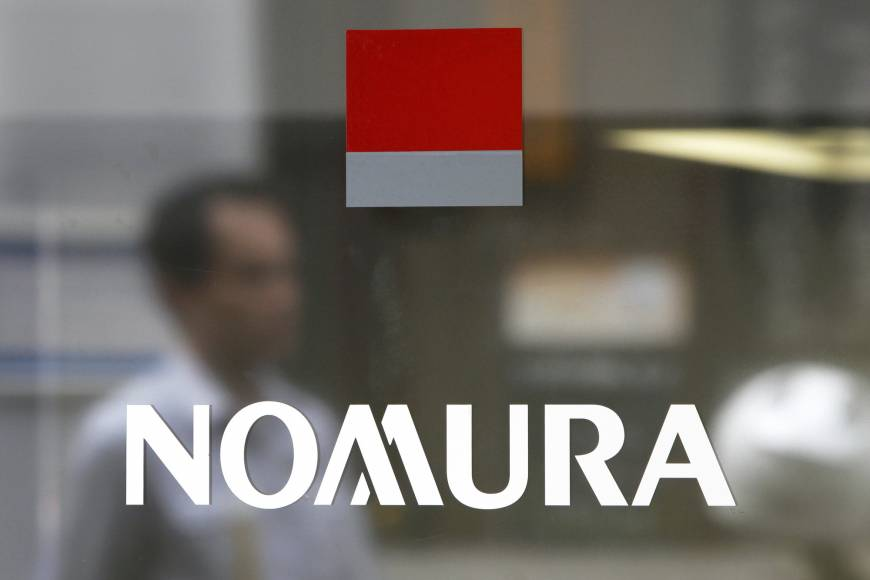 Nomura apologizes to investors burned in bet against VIX 'fear index'