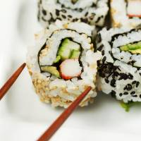 The demand for sesame seed is strong this year due to the popularity of sushi and other healthy foods. | GETTY IMAGES
