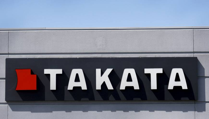 Takata's U.S. unit settles with injured drivers to exit Chapter 11 bankruptcy