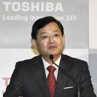 Toshiba appoints industry outsider as CEO after scandals and record losses