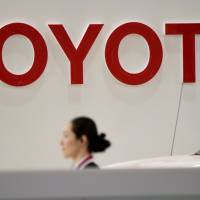 Toyota Motor Corp. expects to log a net profit of ¥2.4 trillion for the business year to March. | AFP-JIJI