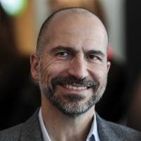 Uber CEO plans closer ties with Toyota on autonomous driving