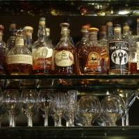 Another round: American whiskey makers toast strong sales