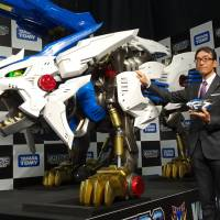 New Zoids toy line will launch for the first time in 12 years