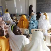 Over 100 girls 'missing' after Boko Haram fighters attack Nigeria school
