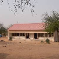 The school in Dapchi in the northeastern state of Yobe, Nigeria, is empty after dozens of schoolgirls were apparently abducted during an attack on the village by Boko Haram insurgents Thursday.   REUTERS