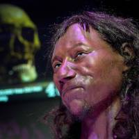 DNA shows the first modern Briton, known as 'Cheddar Man,' had dark skin and blue eyes