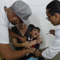 Brazil records 545 yellow fever cases and 164 deaths