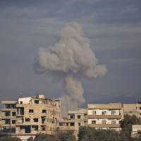 Syrian civilians in Ghouta waiting their 'turn to die' as more regime bombs fall
