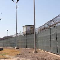 Guantanamo said 'prepared' for new inmates as U.S. brass weigh fate of Islamic State prisoners