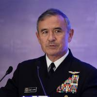 U.S. admiral says North Korea seeks to reunify Korean Peninsula under Kim's terms