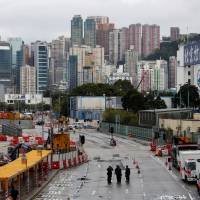 Second WWII bomb found in Hong Kong in a week forces thousands to evacuate Wan Chai district