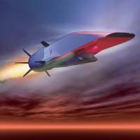 Pentagon looks to counter rivals' hypersonic missiles