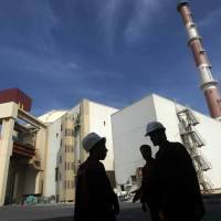 For now, U.S. wants Europeans just to commit to improve Iran deal