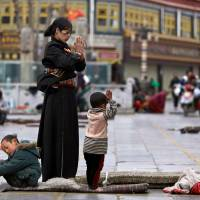 Fire hits Jokhang monastery, one of Tibet's most sacred