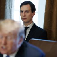 Security status reduced for Trump son-in-law Jared Kushner
