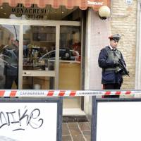 Wave of support from 'ordinary people' for far-right Italian who shot six African migrants: lawyer