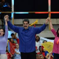 Maduro sole candidate as Venezuela quickly calls for April 22 polls after talks with opposition stall