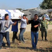 Death toll climbs to 14 in copter crash at Mexico quake zone