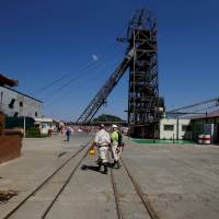 Power outage leaves 955 gold miners trapped deep underground in South Africa