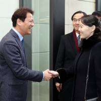 Moon's chief of staff takes center stage in inter-Korean detente