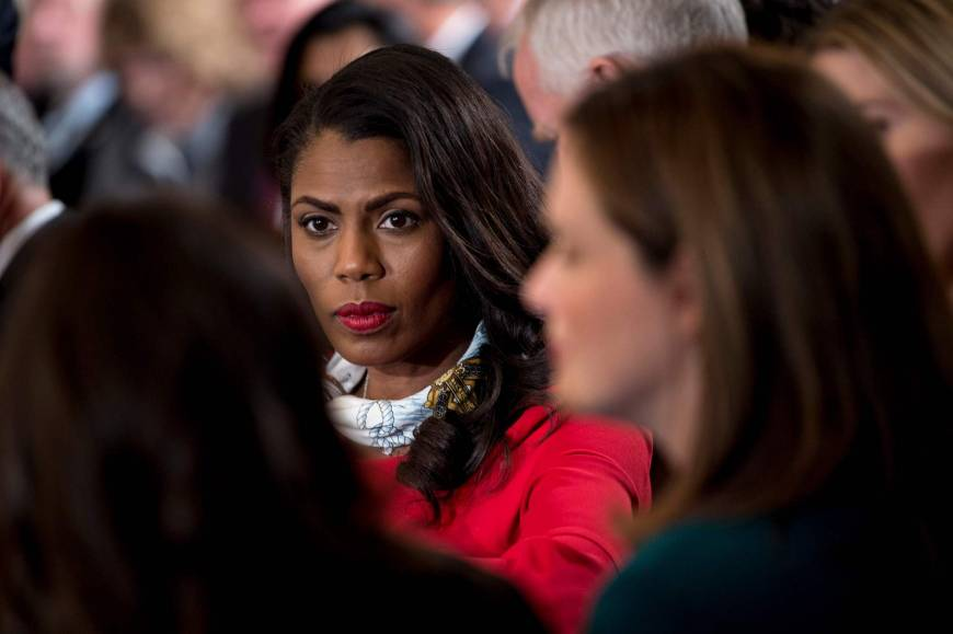 Ejected Trump aide Omarosa warns things 'bad' inside White House and public should worry