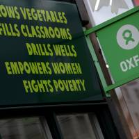 Oxfam deputy chief quits as sex scandal linked to Haiti and Chad staff widens