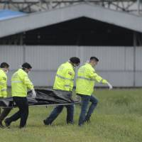 Two killed in Ecuador apparently hiding in NY-bound plane's landing gear bay