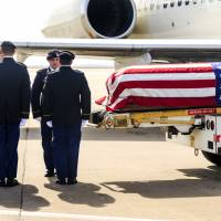 Remains of Oklahoma Korean War soldier who died in POW camp returned